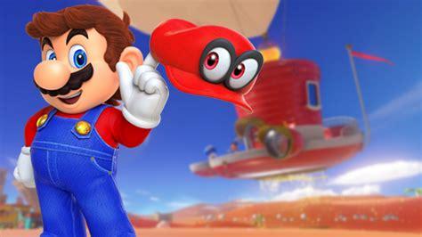 miyamoto talks  super mario odyssey   history