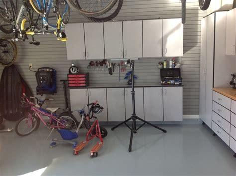 Garage Organization St Louis by Local Cyclist Gets A Garage Makeover By Garage Designs Of