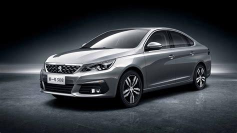 latest peugeot 2016 2016 peugeot 308 sedan says hello from china motor1 com
