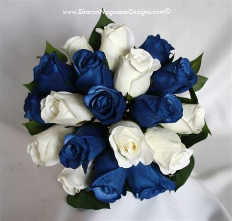 ideas  blue wedding bouquets  pinterest