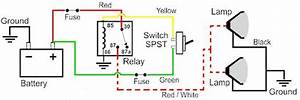 Pentair Fog Lamp Wiring Diagram