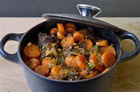 cuisiner carotte boeuf aux carottes ma cuisine santé