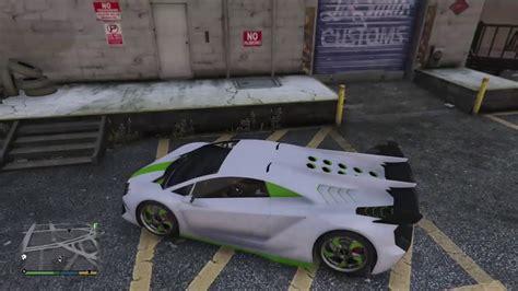rare hidden cars  gta  story mode xbox  ps