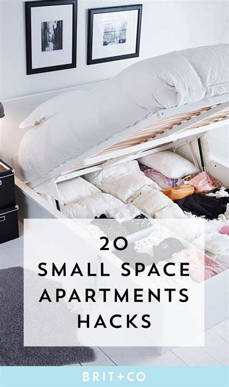 small space apartment