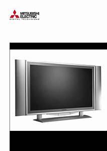 Mitsubishi Electronics Flat Panel Television PD 4225S User