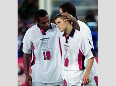 England v Brazil Last match at Wembley for Umbro Daily