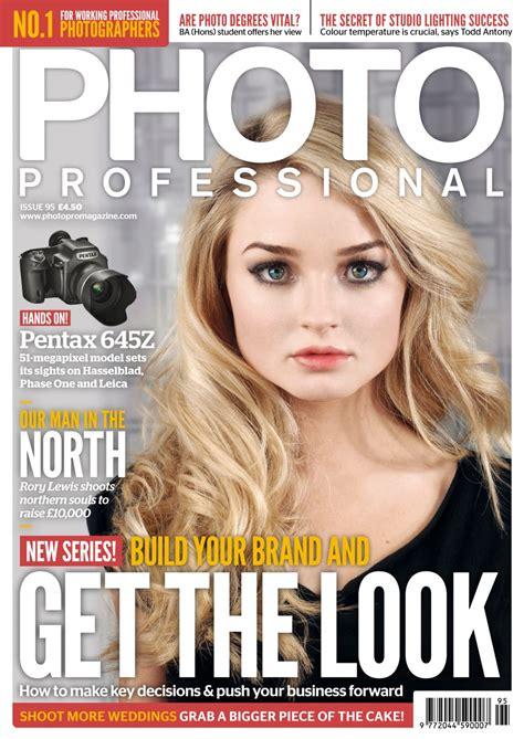 Photo Professional Magazine Interview & Cover Portrait