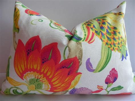 P Kaufmann Home Decor : 12 Best Floral Illustrated Throw Pillows Images On