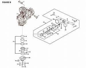 Husky Parts H301pl Pump
