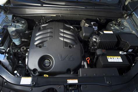 Hyundai Santa Fe Engine Size by 2009 Hyundai Santa Fe 3 3l V6 Engine Picture Pic Image