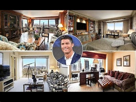 Cristiano Ronaldo's Awesome Manhattan Penthouse Youtube