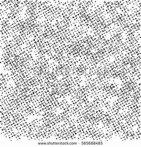 Grunge Texture Black White Spotted Background Stock Vector ...