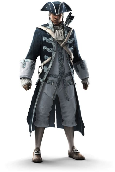 Captain Connor Kenway Pictures And Characters Art
