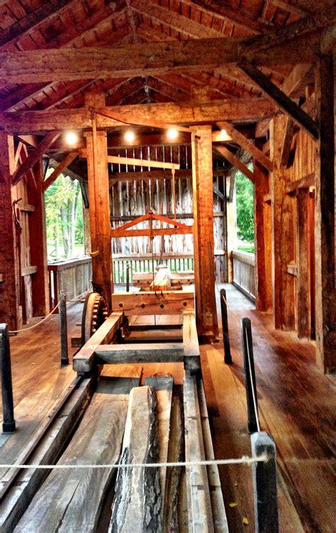 sawmill lumber mill barn wood projects big timber