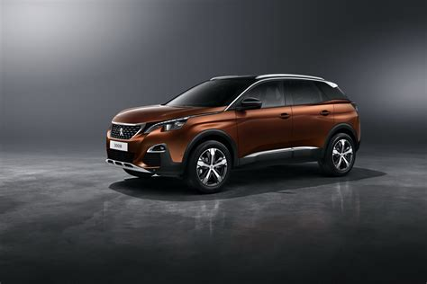 Peugeot 3008 Photo by Peugeot Reveals Qashqai Rivalling 3008 Suv 39 Pics