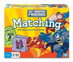 Super Friends Matching Game For  7 61    Reg  9 99