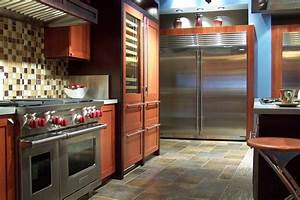 Wolf Gas Range Sub Zero And Wolf Dream Kitchens