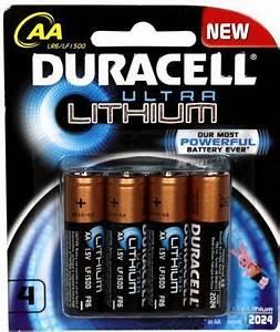 Duracell Lithium Battery Wholesaler from Mumbai