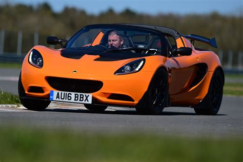 Lotus Elise Cup Review Auto Express
