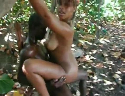 jamaican sex In The Woods Part 1 Porn Tube