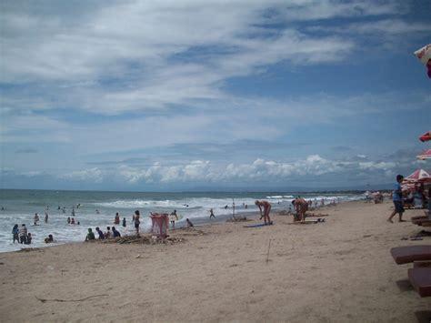 pantai kuta bali wisata kerja indonesia