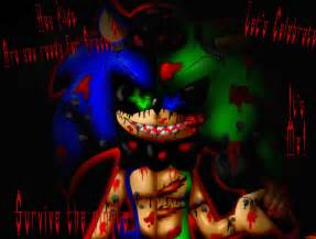 As Sonic Freddy Fazbear