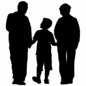 Grandparents Silhouette Clip Art (5+)