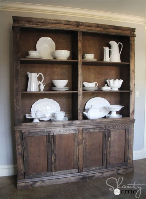 Diy Sideboard by White Shanty Sideboard Diy Projects