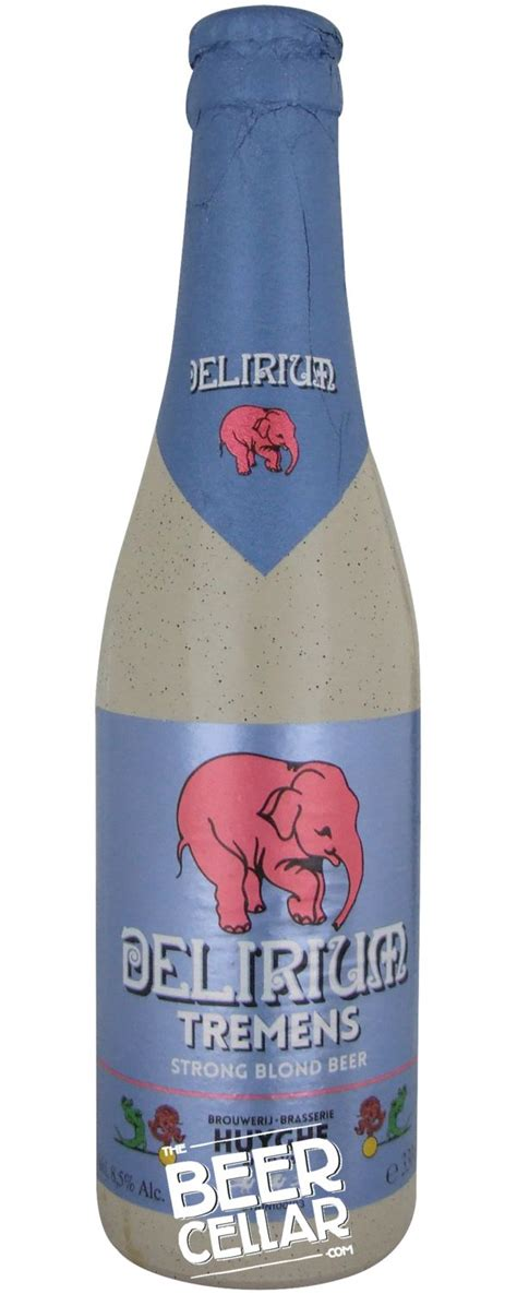 buy delirium tremens brewed  belgium  beer cellar