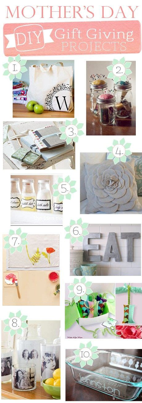 mothers day ideas diy diy mother s day gift ideas gift ideas pinterest