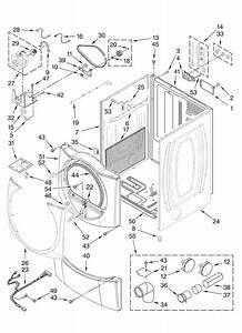 Maytag Washer Mede300vw0 Parts List