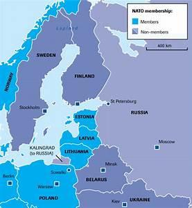 Map Nato