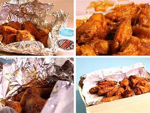 We did a blind taste test of wings from Pizza Hut, Domino ...