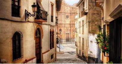Spain 4k Ultra Valencia Street Torrevieja Wallpapers