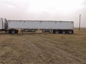 2001 51 U0026 39  Timpte Super Hopper Triple Axle Grain Trailer