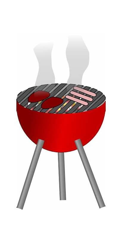 Barbecue Clipart Animated Grill Clip Vector Transparent