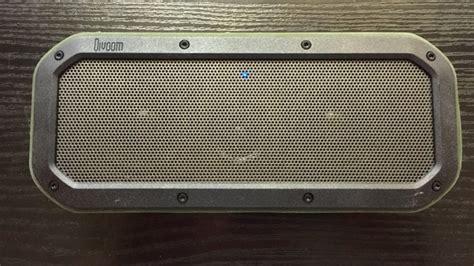 divoom voombox outdoor portable bluetooth speaker review