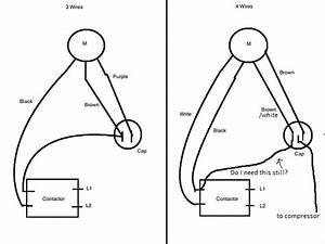 Ac Compressor Fan Motor Wiring - Hvac - Page 2