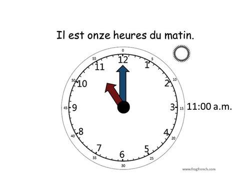quelle heure est il no 2 du matin quelle heure est il no 2 du matin de l apr 232 s midi du soir