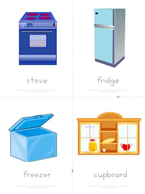 house kitchen  esl flashcards