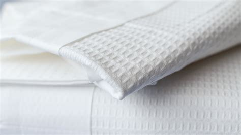 Waffle Cotton Bedding  Pure Cotton Bedding  Natural Bed