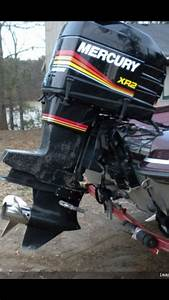 Xr2 Race Engine  Mercury 150hp Outboard   Mint   U00a31650 Ono Donaghadee