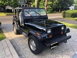 My 1992 Jeep Wrangler Yj    Wrangleryj
