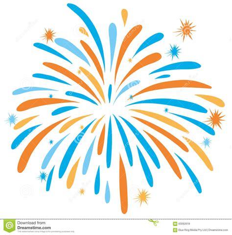 fuochi d artificio clipart fireworks clipart orange pencil and in color fireworks