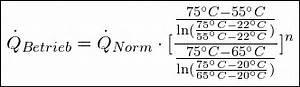 Faktor Heizkörper Berechnen : hydraulischen abgleich selber machen schritt 4 berechnen der heizk rperleistung haustechnik ~ Themetempest.com Abrechnung