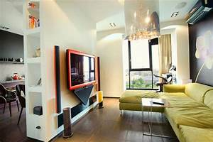 10 space saving modern interior design ideas and 20 small With space saving furniture for small living space