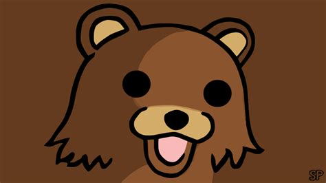 pedobear hd wallpaper improved  spincervino  deviantart