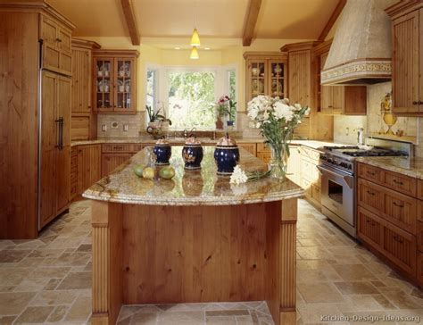 country kitchen island ideas country kitchen design pictures and decorating ideas smiuchin
