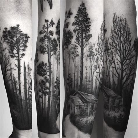 About Forest Tattoo Best Ideas Gallery