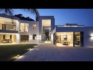 New Elegant Modern Villa in El Madroñal, Marbella, Spain ...  Modern